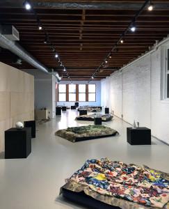 Matteo Nasini, Clima gallery, Marsèlleria, Marsèll, 3D print, sculpture, armory week, New York, tapestry