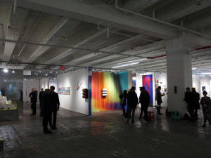 The sixth edition of NADA art fair has opened in New York (until March 5). NADA art fair is hosted inside the imposing Skylight Clarkson North, built in 1933 to house and unload trains from the High Line track. NADA stands for New Art Dealers Alliance – a non-profit arts organization dedicated to contemporary art …
