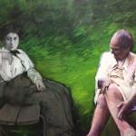 May Stevens, Ryan Lee, Armory week 2017, Armory show, New York, gallery