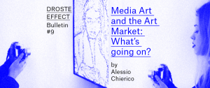 Bulletin, Media Art, Art Market, Alessio Chierico, Droste Effect, Droste Effect magazine, publishing, graphic design