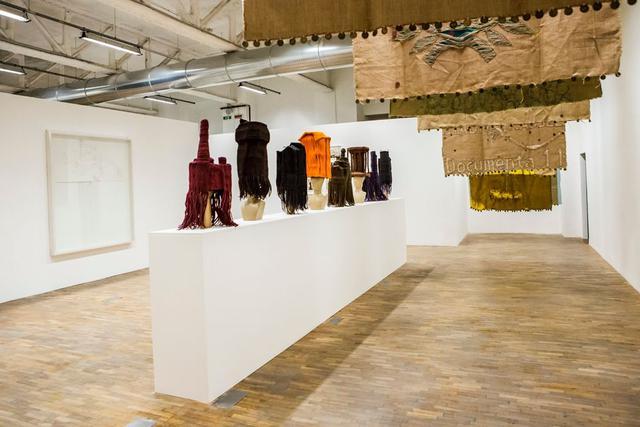 Il cacciatore bianco, installation view, 2017 Il cacciatore bianco, installation view, 2017 - Courtesy of FM Centro per l'Arte Contemporanea.