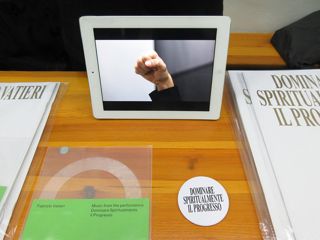 Fabrizio Vatieri, SPRINT, non profit, book fair, spazio O', Milan, 2017