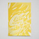 Maren Karlson, poster, SPRINT, non profit, book fair, spazio O', Milan, 2017