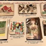 Le Timbre, Fruit, Fruit Self-Publishing, art publishing, Art City, ArteFiera, Artefiera 2018, Bologna, art fair