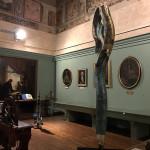 Dennis Oppenheim, Palazzo Poggi, Arte Fiera Polis, ArteFiera, Artefiera 2018, Bologna, art fair
