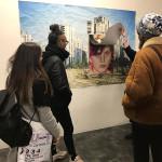 Ana Blagojevic, Gallleriapiù, ArteFiera, Artefiera 2018, Bologna, art fair