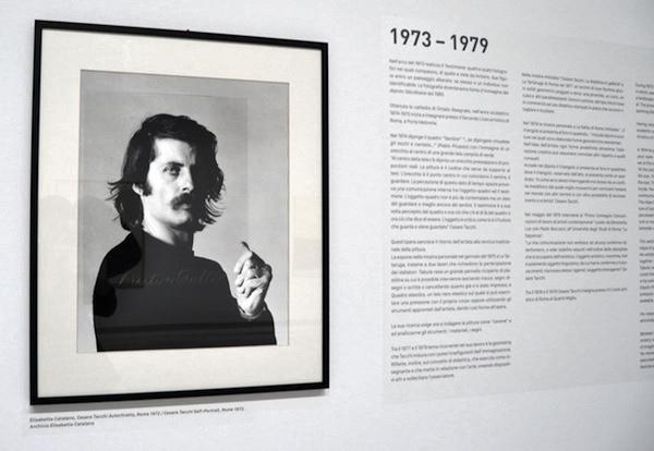 Cesare Tacchi, Palazzo delle Esposizioni
