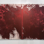 Hermann Nitsch, Marc Straus, Armory Show 2018, Armory, Armory Show, art fair, Armory week, New York, 2018