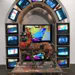 Nam June Paik, Gagosian, Armory Show 2018, Armory, Armory Show, art fair, Armory week, New York, 2018