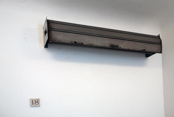 Roman Ondak, Objects in the Mirror BASE / Progetti per l'arte