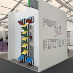 Lawrence Weiner, Daniel Buren, Lisson Gallery, Frieze, New York, 2018, art fair, contemporary art