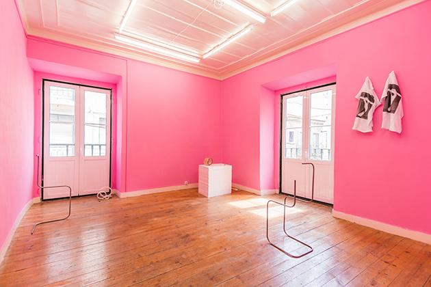 Rowena Harris, Thinking Feeling, Feeling Thinking, Exhibition view, 2018