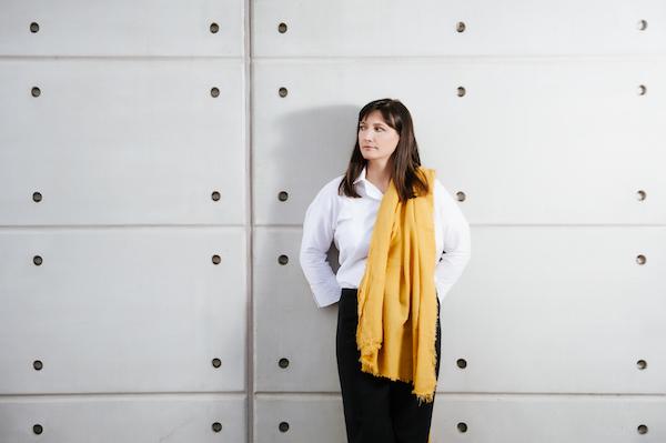 Ilaria Bonacossa. Foto: Silvia Pastore