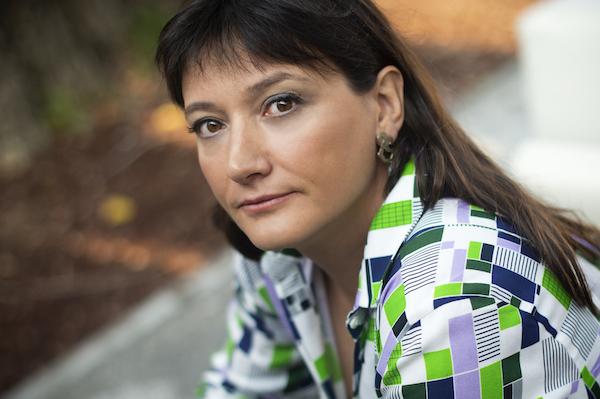 Ilaria Bonacossa, foto Giorgio Perottino
