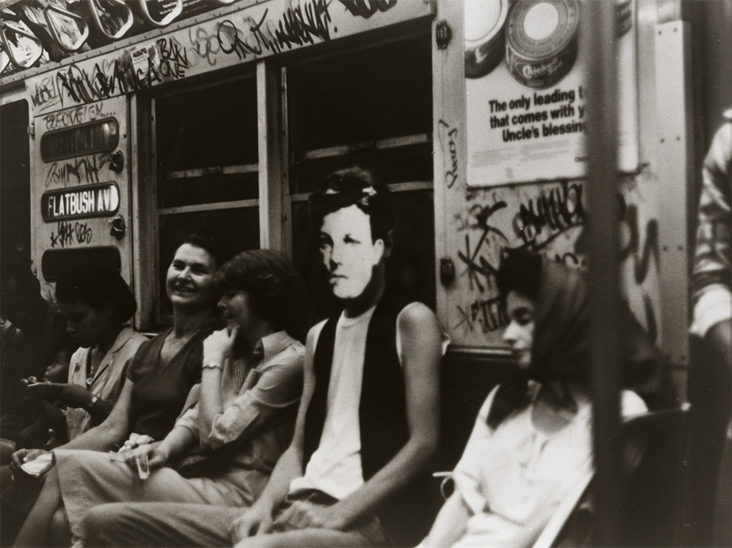 David Wojnarowicz , Arthur Rimbaud in New York, 1978–79, (printed 1990)