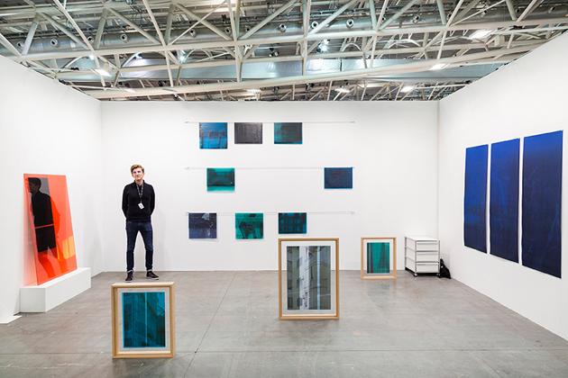 Present Future, Aurélie Pétrel, Ceysson & Bénétière, Artissima, Artissima 2018, art fair, best of, Premio Illy, Artissima