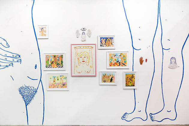 illy, Present Future, Prize, Alejandra Hernandez, Laveronica, Artissima, Artissima 2018, art fair, best of, Premio Illy, Artissima