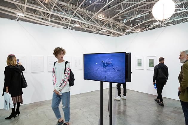 illy, Present Future, Prize, Umberto Di Marino, Pedro Neves Marques, Artissima, Artissima 2018, art fair, best of, Premio Illy, Artissima