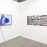 Clara Ianni, Vermelho, Artissima, Artissima 2018, art fair, best of, Premio Illy, Artissima
