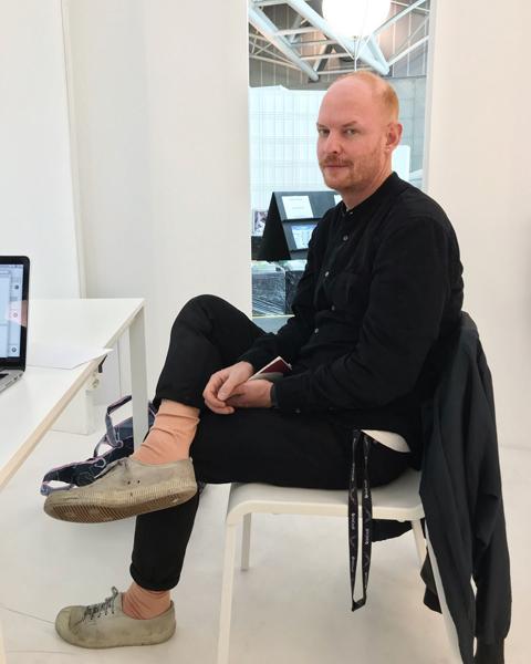 Yann Chateigné Tytelman, Artissima, Artissima 2018, Artissima Live, ArtissimaLive