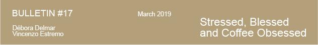 Débora Delmar, Vincenzo Estremo, GALLLERIAPIU, Gallleriapiù, Bologna, Bulletin, Droste Effect, Droste Effect magazine, contemporary art, Bulletin, Bulletin #17, art paper, essay, art publishing