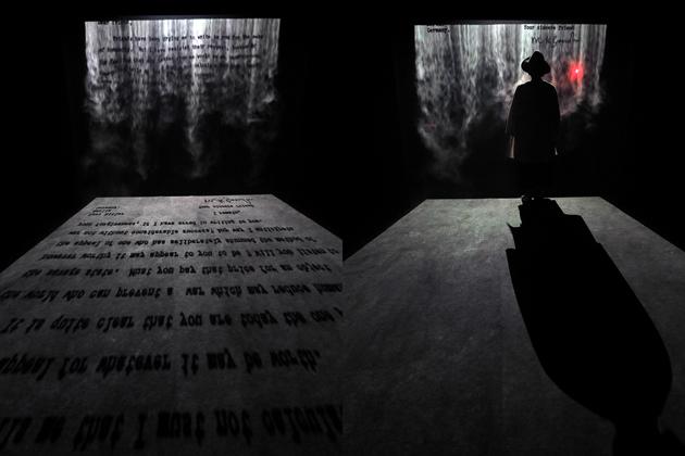 Jitish Kallat, Indian Pavilion, Venice Biennale 2019, Venice Biennale, biennial, Venezia, Biennale di Venezia, la Biennale