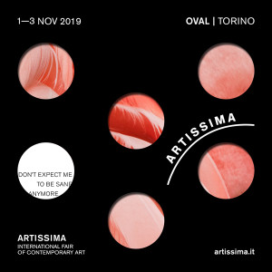 Artissima 2019 – 26th Edition: desire/censorship   This year, for the 26th edition of the Artissima art fair – a 3-day event held from October 31st (preview) to November 3rd, 2019 at the Oval Lingotto in Turin – the organizers worked hard to best frame the main goal of showcasing research in the …