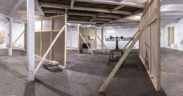 Juan Pablo Macías,  Salvator Rosa gallery, exhibition view. Photos by Ela Bialkowska, OKNO studio
