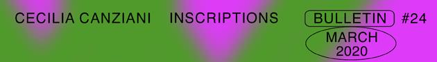2020, Gallleriapiù, Bologna, Ivana Spinelli, Cecilia Canziani, Droste Effect magazine, Droste Effect mag, Bulletin, portfolio, contemporary art, artist, essay, art paper, Droste Effect